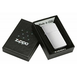Slim Genuine Zippo Lighter