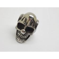 Skull Ring 4
