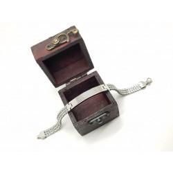 Flat ID Bracelet