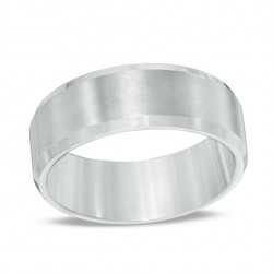 Stainless Steel Bevelled Edge Ring