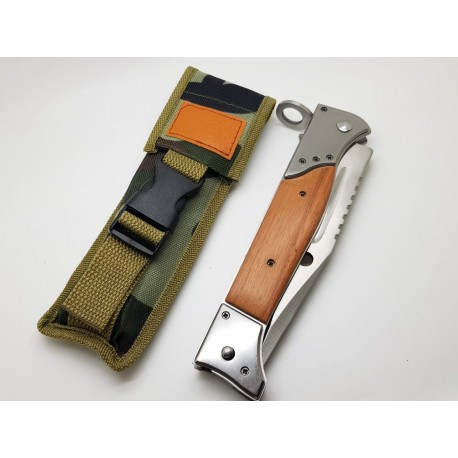 AK47 CCCP Switch Blade Knife Big