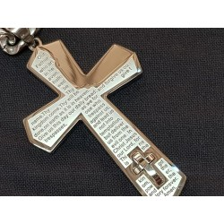 Big Lords Prayer Cross