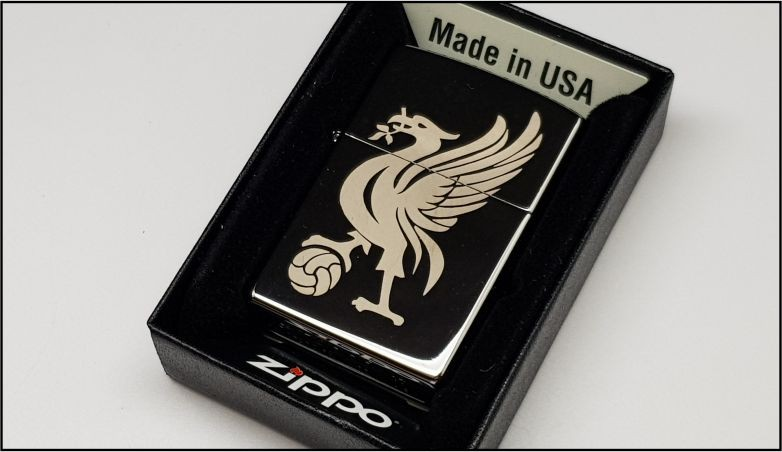Genuine Zippo Lighters